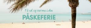 Nyd en afslappet ferie i påsken! (foto: spies.dk)